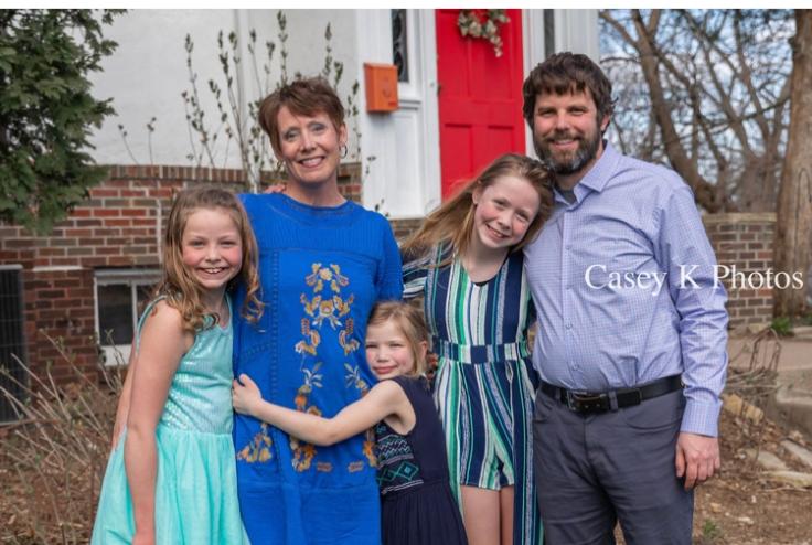 Family Photo Porch